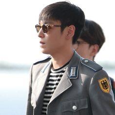 130919 Incheon airport TOP 출국 ✈️ #TOP #CHOIDOT #탑 #최승현 #CHOISEUNGHYUN #BIGBANG