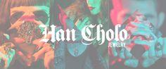 Grave Wave Banner  #hancholo #gravewave #jewelry #banner #neon