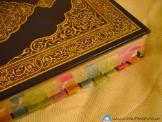 Organisation Advice For Your Qur'an Reading | Zaufishan