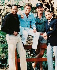 Magnum PI~ My favorite show ever!!!!