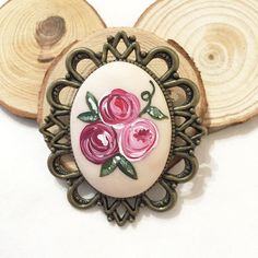 Roses <3 by Abbie Smith on Etsy