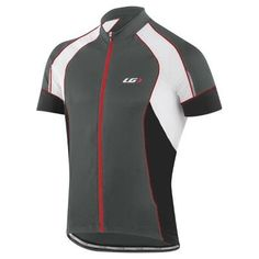 Louis Garneau Lemmon Vent Jersey Iron Gray, XL - Men's Iron Gray, XL - http://ridingjerseys.com/louis-garneau-lemmon-vent-jersey-iron-gray-xl-mens-iron-gray-xl/