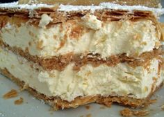Wine Recipes, Cooking Recipes, Appetizer Recipes, Dessert Recipes, Torte Cake, Sweets Cake, Ricotta, Italian Desserts, French Pastries