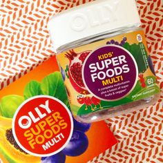 @ollynutrition is helping relieve my mom guilt when the girls don't eat their veggies. available online & at target! WHEW. #eattherainbow #moms #kids #sp