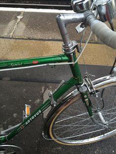 Batavus vintage road bike.