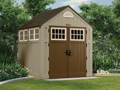 By paying attention to your needs, you have to think about the objects that need to be brought into storage shed. vertical storage shed. horizontal storage shed. outdoor storage shed. Suncast Storage Shed, Cheap Storage Sheds, Wood Storage Sheds, Outdoor Storage Sheds, Wood Shed, Storage Shed Plans, Outdoor Sheds, Suncast Sheds, Cheap Sheds