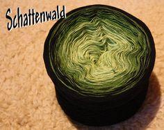 Schattenwald – Wolle Bee´s – Underbart garn