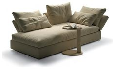 Flexform Sunny Chaise Longue modern day beds and chaises $5,535.00