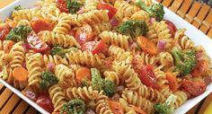 Salad Vinaigrette Enjoy the taste of the old favorite Pasta Salad Vinaigrette with this easy-to-make recipe.Enjoy the taste of the old favorite Pasta Salad Vinaigrette with this easy-to-make recipe. Mayo Pasta Salad Recipes, Easy Pasta Salad Recipe, Salad Recipes Video, Salad Dressing Recipes, Vegetarian Recipes, Cooking Recipes, Healthy Recipes, Quick Recipes, Healthy Cooking Recipes