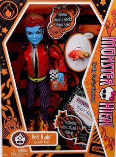 rare monster high boy dolls | The rarest boy monster high doll