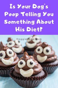 can dieting cause uphealthy poop
