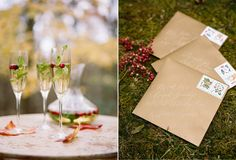 Breathtakingly Romantic Fall Wedding Inspiration at Twickenham House Photography ~ Koby & Terilyn Brown, Archetype