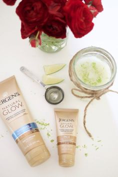 The Easiest Fake Tan Routine with Jergens Natural Glow // Hello Rigby Seattle Beauty & Style Blog