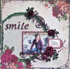 smile - Swirlydoos - Scrapbook.com