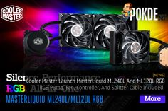 Looking for a decent liquid cooler for your PC? Have a look at Cooler Master's new liquid solutions!   Share this:   Facebook Twitter Google Tumblr LinkedIn Reddit Pinterest Pocket WhatsApp Telegram Skype Email Print