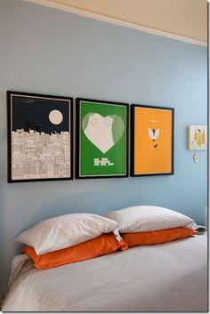 Soluções criativas para camas sem cabeceira | Vila do Artesão