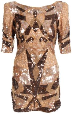 Sophia Sequin Dress by DIVA SOPHIA @girlmeetsdress