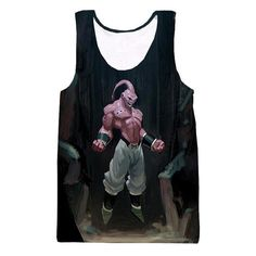 Dragon Ball Z Super Buu Tank Top – Otakupicks