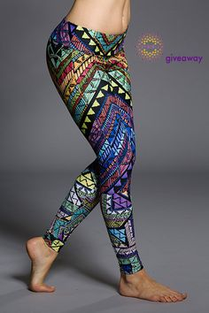 Click here for your chance to win a pair of long leggings from Onzie #yoga #giveaway