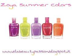 Un Ferragosto di tutti i colori con Zoya