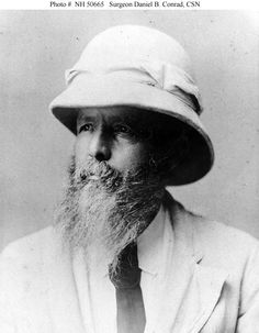 Daniel B. Conrad ~ Surgeon Conrad served in the ironclad CSS Tennessee during the Battle of Mobile Bay, Alabama