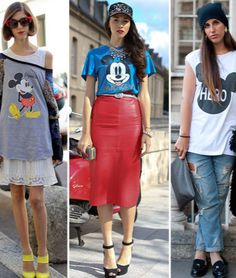 Cartoons Collaborate with High Fashion