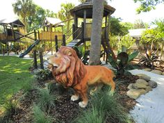 Elevating the Level of Play - Magnificent Backyard Safari on HGTV