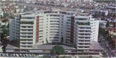 Antiguo Edif. Galipan, El Rosal, Caracas. Arquitecto Gustavo Guinand