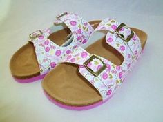 Hello Kitty Comfort Sandals Mule Sandal Shoes Slipper Flip Flops Japan FREE F/S