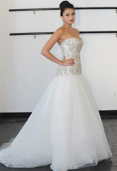 Cristiano Lucci Spring 2014 Wedding Dresses