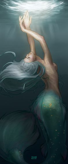 Mermaid culture special - no, I did not promise there is no way I make this a bit fantasy. I know, renessaince is important, but that's not the reason why I shouldn't do this!