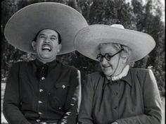 Pedro Infante y Sara García