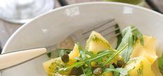 Ensalada de patatas con olivas
