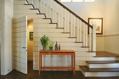 Entryway Closet Under Stairs Design Ideas, Pictures, Remodel and Decor Closet Under Stairs, Bathroom Under Stairs, Basement Stairs, Toilet Under Stairs, Under The Stairs, Space Under Stairs, House Stairs, Staircase Storage, Staircase Design