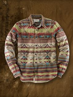 Mountain Jacquard Ward Shirt