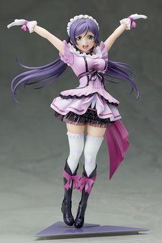 Love Live! statuette 1/8 Birthday Figure Project Nozomi Tojo Stronger