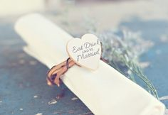napkin rings made of