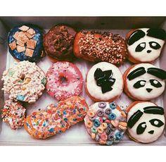 Donuts panda