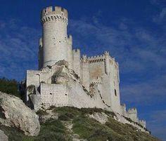 Castillo de Peñafiel. Valladolid.Spain.