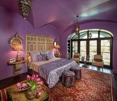 dcoration intrieur oriental dcoration orientale chambre coucher miraculeuse - Chambre Orientale Chic