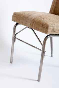 Set of 6 chairs by Huib Hoste