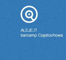 Aleje.IT - oficjalne logo #czestochowa #poland #barcamp #event