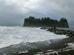 This is my home.. Were I'm from... Forks Washington. This is the cliff Bella dives off of in twilight