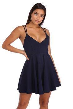 Skirt Skirt Skater Dress