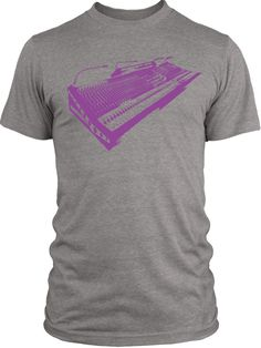 Big Texas Vintage Mixer (Violet) Vintage Tri-Blend T-Shirt