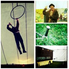 Giffords Circus pictures - Jenography