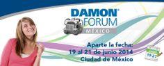 Prepárese para el Damon Forum 2014.
