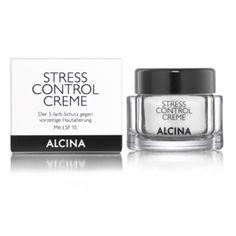Alcina Stress Control Creme Stress Control, Creme, Shampoo, Perfume Bottles, Beauty, Dry Skin, Skin Care, Perfume Bottle