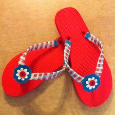 My DIY Flip Flops :)