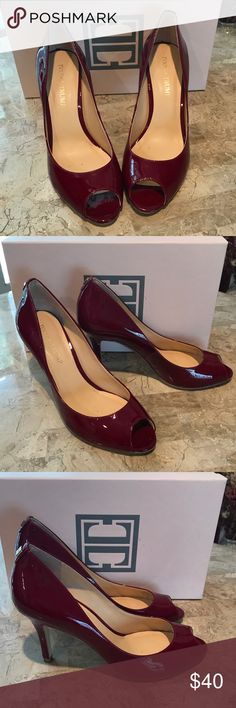 Ivanka Trump Cleo Pumps  <div id=